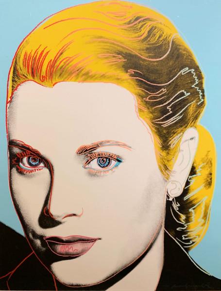 Andy Warhol, Grace Kelly (FS II.305), 1985
