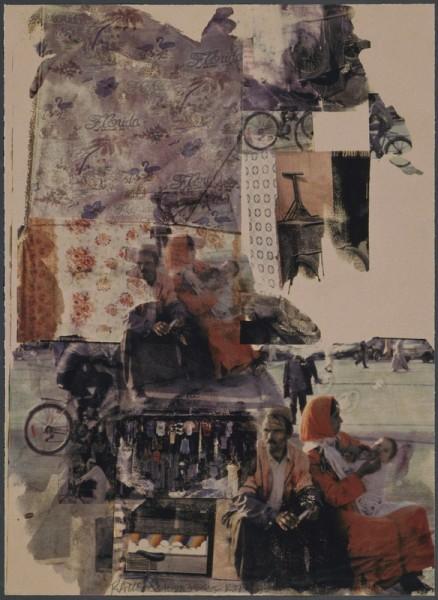 Robert Rauschenberg, Reunion, 2000