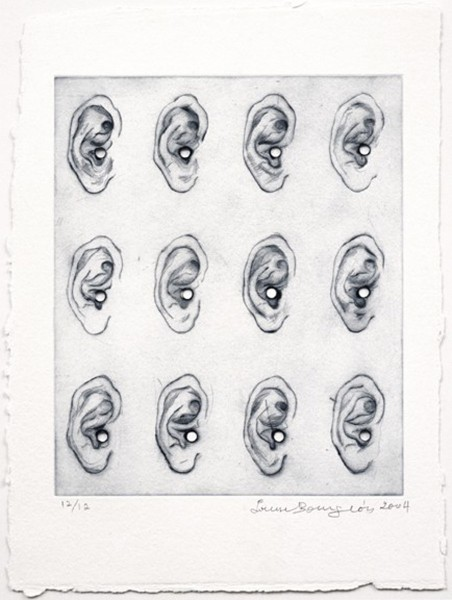 Louise Bourgeois, Ears, 2004