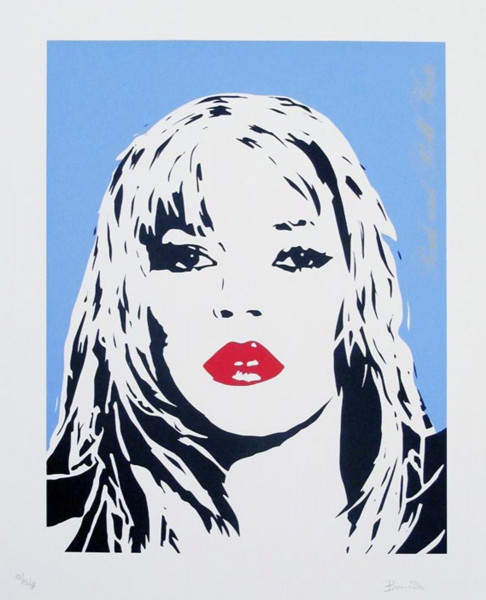 Bambi, Rock and Roll Kate (Light Blue), 2013