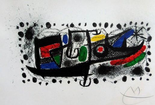 Joan Miró, Joan Miró and Catalonia | Joan Miró und Katalonien, 1970