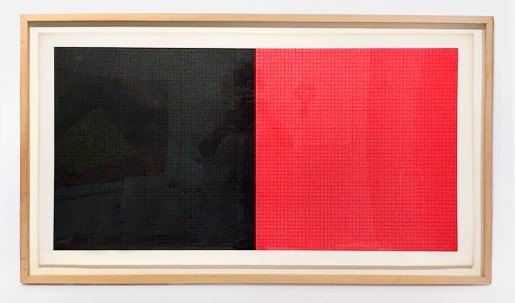 Sol LeWitt, Grids And Color Plate #12, 1979