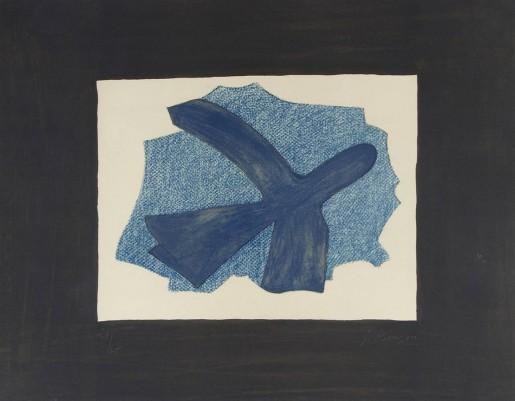 Georges Braque, L'Envol, 1960