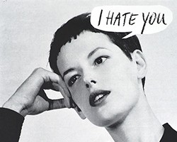 I Hate You by Daniel Richter
