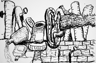 Philip Guston - Remains