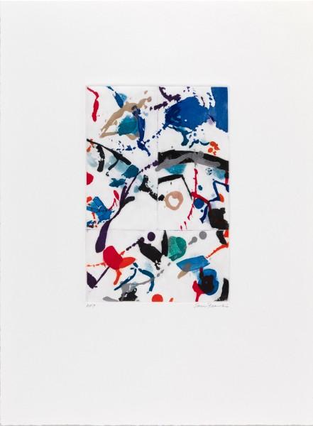 Sam Francis, Untitled, 1989