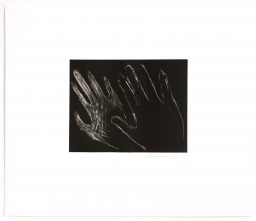 Bruce Nauman, Untitled (Hands), 1990-91