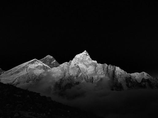 Robert Bösch, Mount Everest and Nuptse, Nepal, 2011