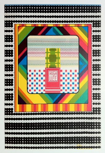 High Life by Eduardo Paolozzi