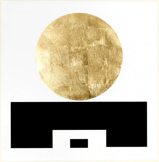 Patrick Scott, Untitled (from Meditations), 2007