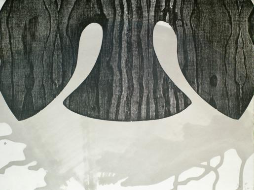 Alison Wilding, Swallow, 2010