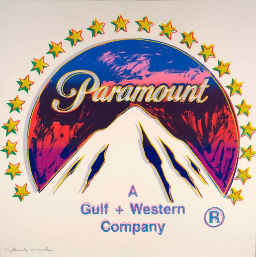 "Andy Warhol, Paramount (FS II.352), from the Portfolio ""ADS"", 1985"