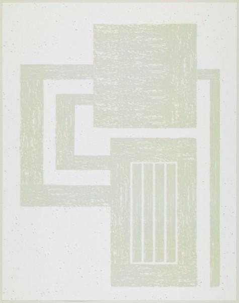 Peter Halley, Stack, 2015