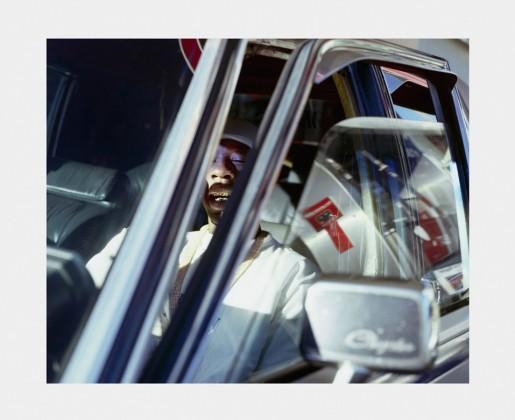 Tobias Kruse, Crossing #10 (Car), USA, from Crossing, 2009