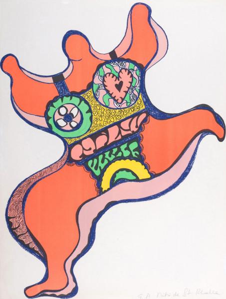 Niki de Saint Phalle, Nana, 1971