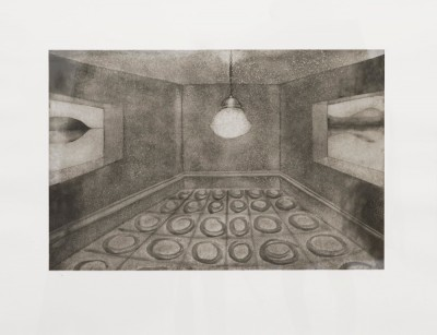 Richard Artschwager, Horizon, 1990