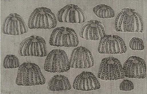 Yayoi Kusama, Pumpkin Army '85, 1985