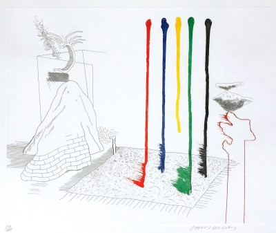 David Hockney - I Say They Are