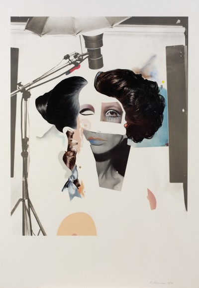 Fashion-plate by Richard Hamilton