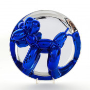 Blue Balloon Dog