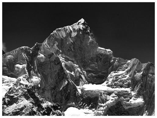 Robert Bösch, Nuptse II, Nepal, 2011