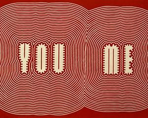 You Me by Paula Scher