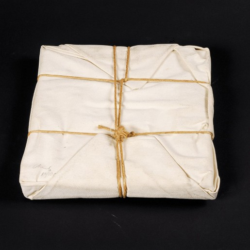 Christo, Wrapped Book, 1973/1974