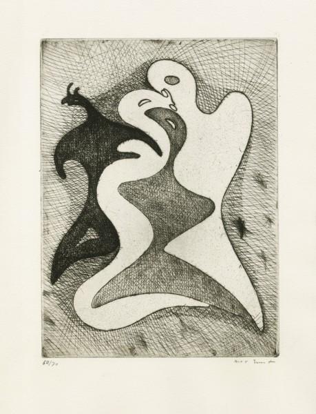 Max Ernst, Correspondances dangereuses, 1947