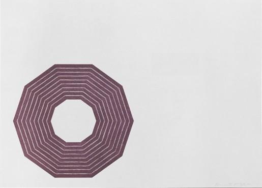 Frank Stella, D., 1972