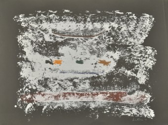 Un poco más by Helen Frankenthaler
