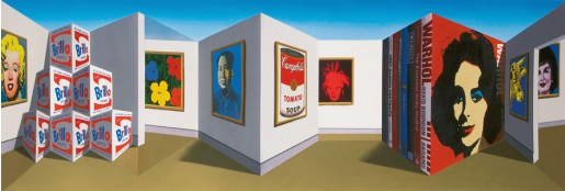 Patrick Hughes, Handy, 2003