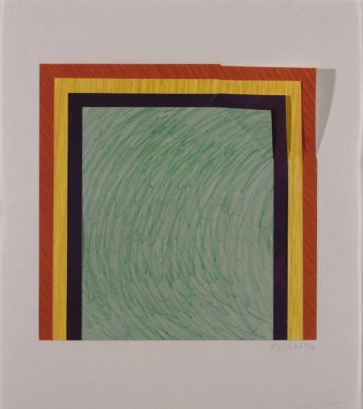 Richard Smith, Exit, 1969