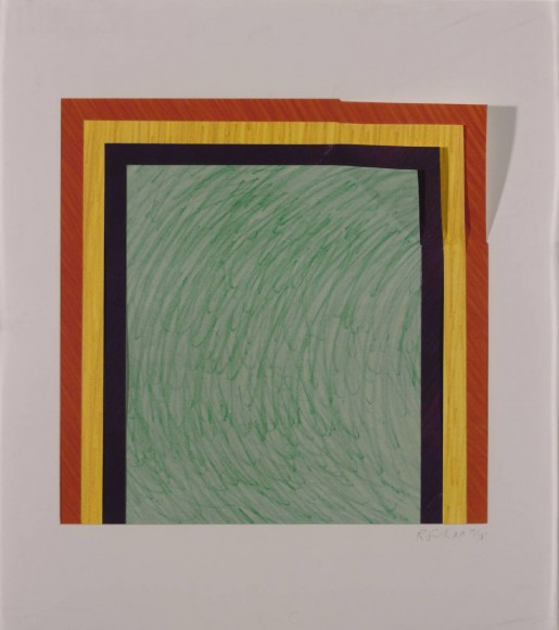 Richard Smith, Exit, 1969
