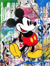 Mr. Brainwash Mickey (Campbell's Soup)