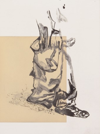 Hose by Martin Kippenberger