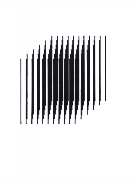 Haleh Redjaian, Untitled (Sketch 8-1), 2014