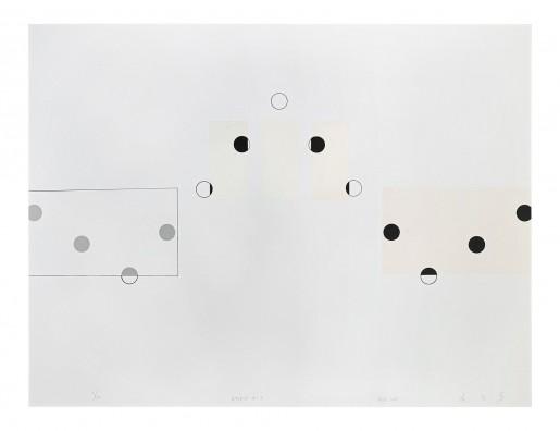 Kim Yong-Ik, Untitled 18 - 3, 2018
