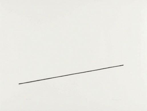 Fred Sandback, Untitled (Jahn #18), 1975