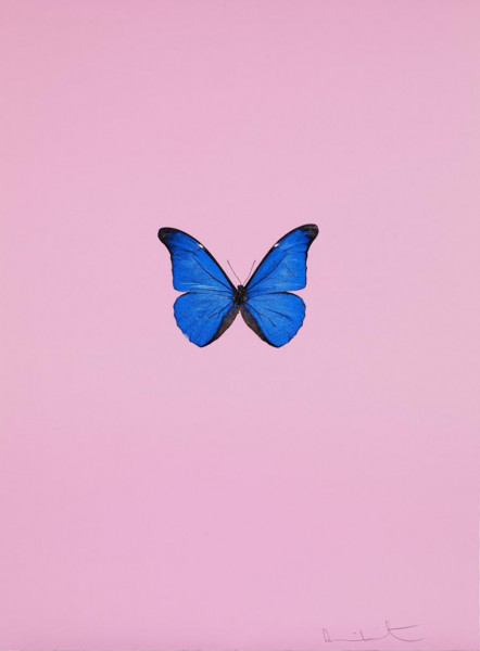 Damien Hirst, New Beginnings 4, 2011