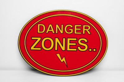 Danger Zones by Anne and Patrick Poirier