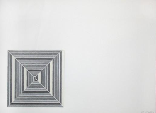 Frank Stella, Les Indes Galantes I, 1973