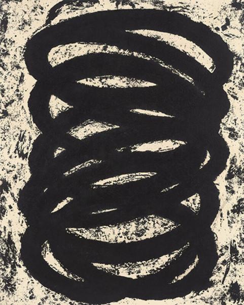 Richard Serra, Finally Finished III, 2018