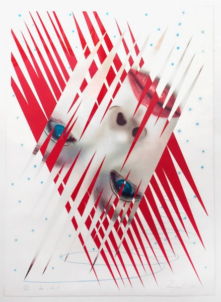 James Rosenquist, Ice Point, 1983