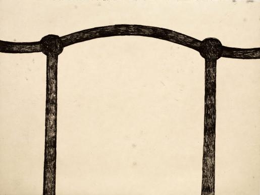 Martin Puryear, Shoulders, 2002