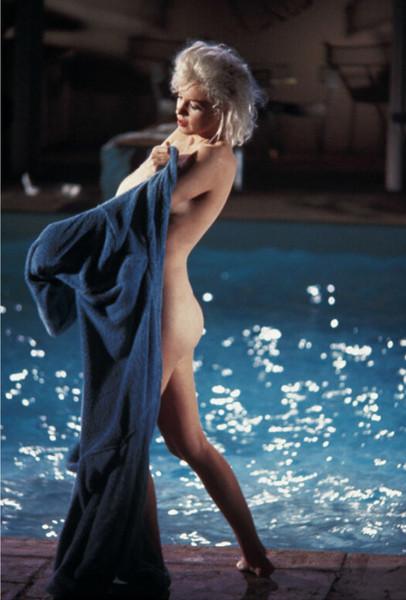 Lawrence Schiller, Marilyn Monroe (small): Color 2 Frame 29, 1962