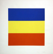 Blue/Yellow/Red (Untitled)