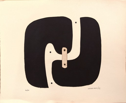 Conrad Marca-Relli, Untitled No. 7, 1969