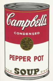 "Pepper Pot (FS II.51) from the Portfolio ""Campbell's Soup"""