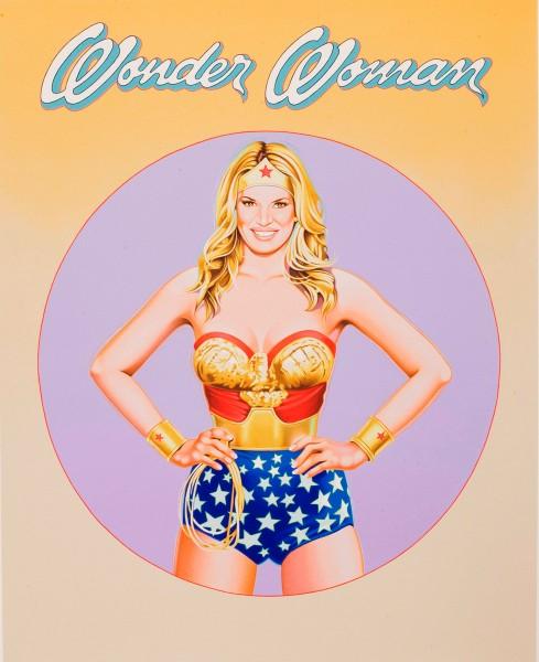Mel Ramos, Wonder Woman, 2010