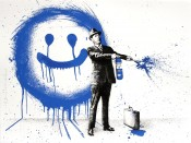 Spray Happiness Blue
